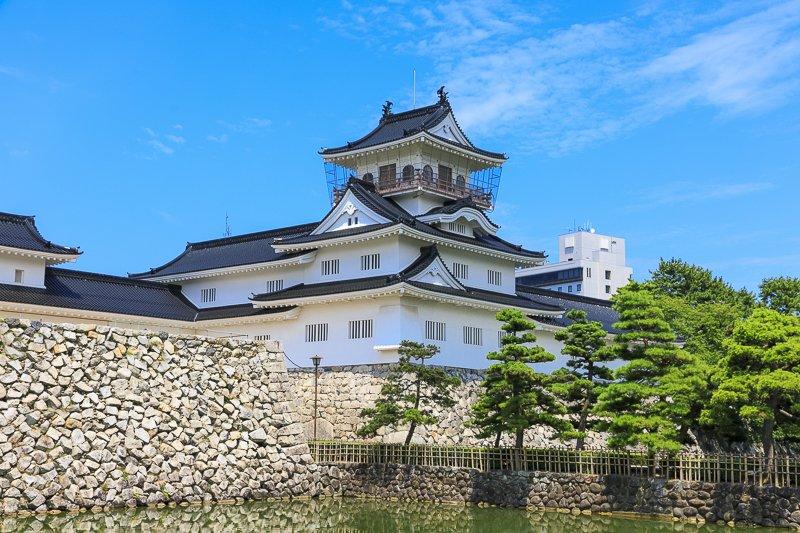 富山城(郷土博物館)・富山城址公園