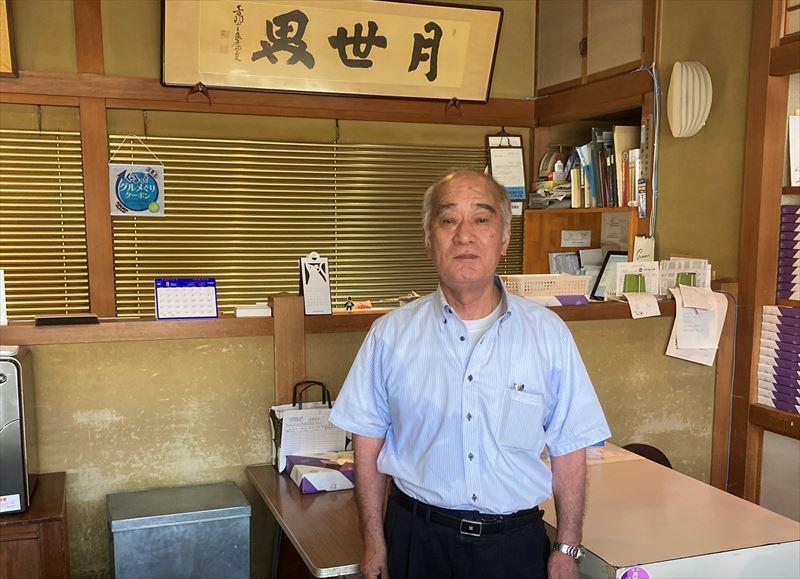 今回お話を聞いた「月世界本舗」営業部長・吉田様